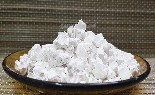 Cách phân biệt bột sắn dây nguyên chất hay pha lẫn